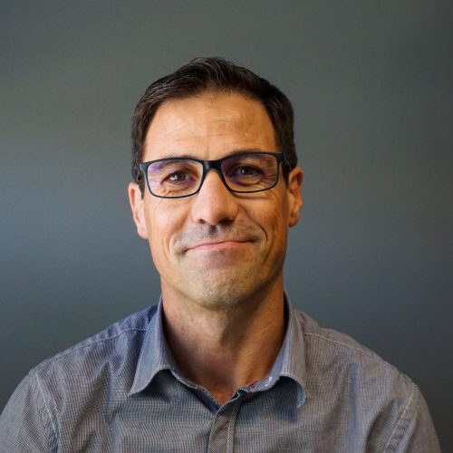 Esteban Ugo. Director de proyectos
